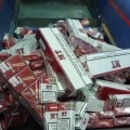Vezi cum sunt distruse tigari in valoare de 1 mil. euro - Foto 19 din 22