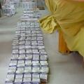 Vezi cum sunt distruse tigari in valoare de 1 mil. euro - Foto 7 din 22