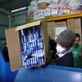 Vezi cum sunt distruse tigari in valoare de 1 mil. euro - Foto 17 din 22