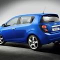 Noul Chevrolet Aveo - Foto 1 din 4