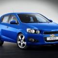 Noul Chevrolet Aveo - Foto 2 din 4