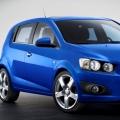 Noul Chevrolet Aveo - Foto 4 din 4