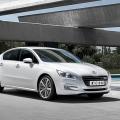 Peugeot 508 - Foto 1 din 10