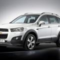 Chevrolet Captiva facelift - Foto 1 din 6