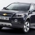 Chevrolet Captiva facelift - Foto 3 din 6