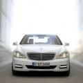 Galerie foto: 2010 Mercedes-Benz S400 Hybrid - Foto 1 din 8