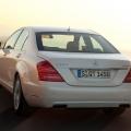 Galerie foto: 2010 Mercedes-Benz S400 Hybrid - Foto 5 din 8