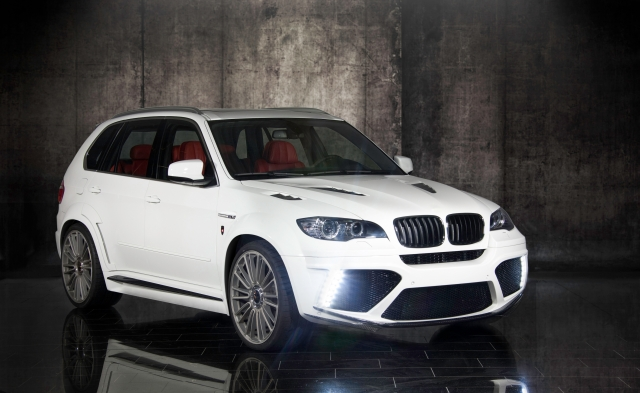 Mansory Switzerland tuneaza X-urile BMW - Foto 3 din 15