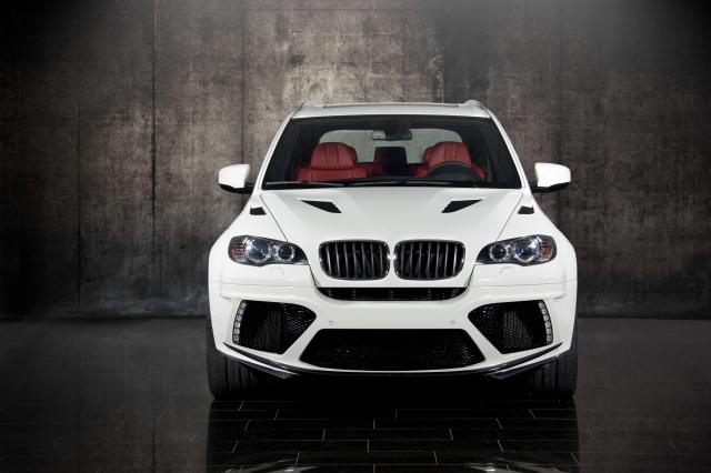 Mansory Switzerland tuneaza X-urile BMW - Foto 4 din 15