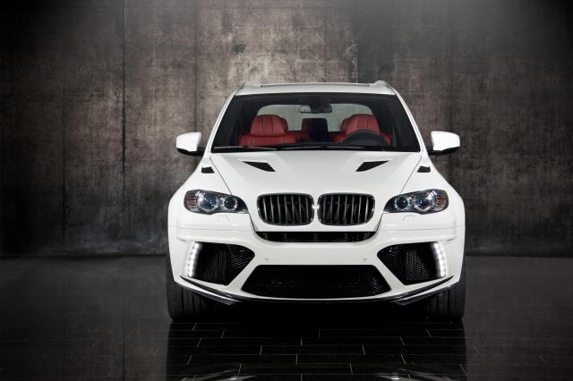 Mansory Switzerland tuneaza X-urile BMW - Foto 5 din 15