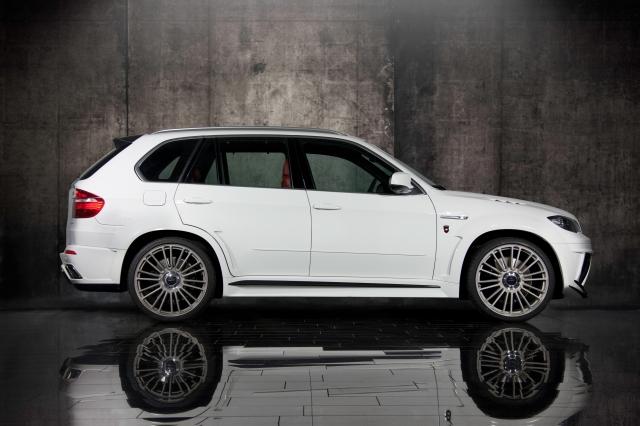 Mansory Switzerland tuneaza X-urile BMW - Foto 6 din 15