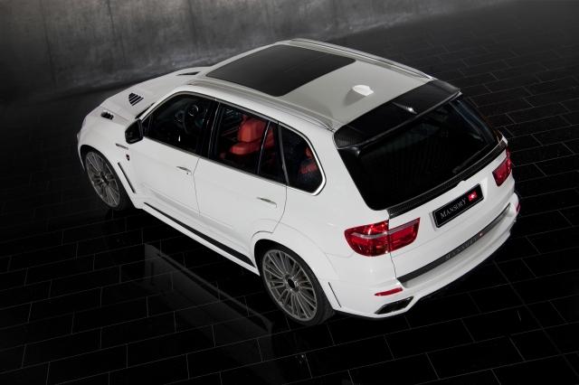 Mansory Switzerland tuneaza X-urile BMW - Foto 11 din 15