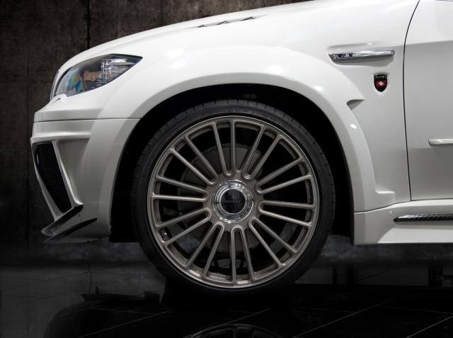 Mansory Switzerland tuneaza X-urile BMW - Foto 12 din 15