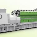 General Electric a investit 100 mil. $ intr-un motor cu gaz care poate alimenta cu electricitate 18. - Foto 4 din 8