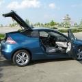 Honda CR-Z - model coupe hibrid - Foto 14 din 24