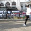 Contrast, 30000 de cuvinte mute despre protestul din 27-10-2010 - Foto 2 din 3
