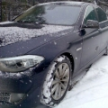 Noul BMW Seria 5 sedan - Foto 6 din 27