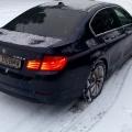 Noul BMW Seria 5 sedan - Foto 11 din 27