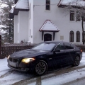 Noul BMW Seria 5 sedan - Foto 3 din 27