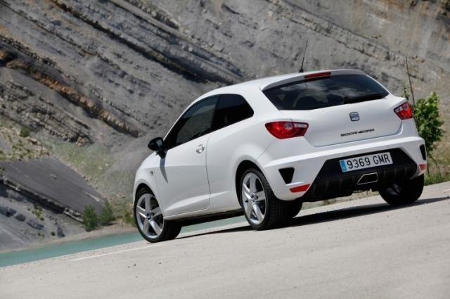 Seat Ibiza Cupra, FR si Bocanegra, la vanzare din septembrie - Foto 1 din 10