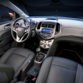 Chevrolet Aveo sedan - Foto 7 din 8