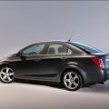 Chevrolet Aveo sedan - Foto 2 din 8