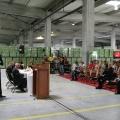Inaugurare fabrica Tymbark Maspex Romania - Foto 1 din 12
