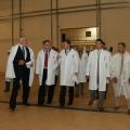Inaugurare fabrica Tymbark Maspex Romania - Foto 10 din 12