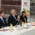 Inaugurare fabrica Tymbark Maspex Romania - Foto 12 din 12