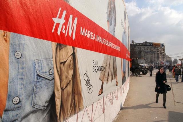 Cum se promoveaza H&M inainte de lansare [FOTO] - Foto 3 din 14