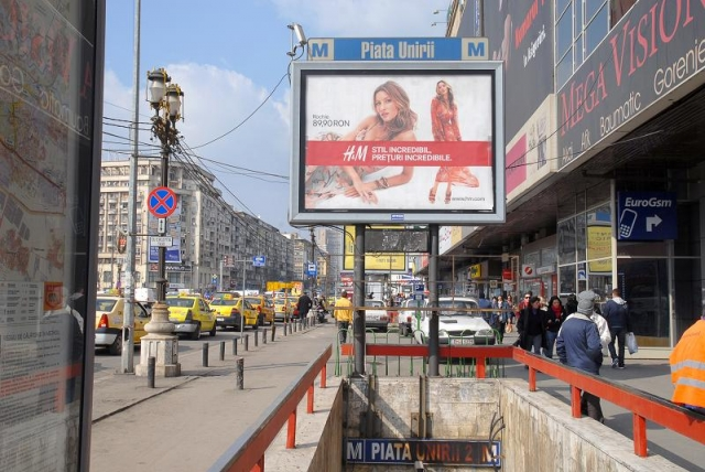 Cum se promoveaza H&M inainte de lansare [FOTO] - Foto 4 din 14
