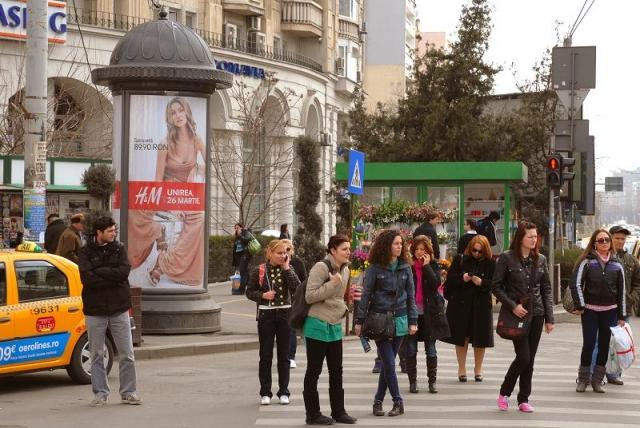 Cum se promoveaza H&M inainte de lansare [FOTO] - Foto 5 din 14