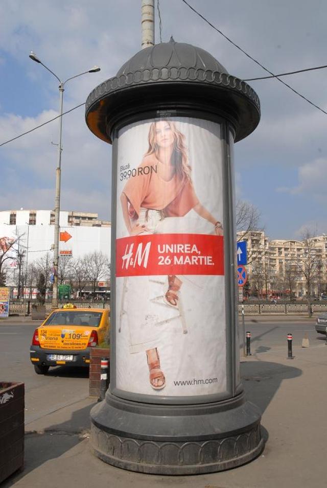 Cum se promoveaza H&M inainte de lansare [FOTO] - Foto 6 din 14