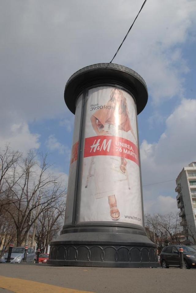 Cum se promoveaza H&M inainte de lansare [FOTO] - Foto 9 din 14