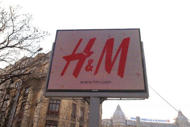 Cum se promoveaza H&M inainte de lansare [FOTO] - Foto 10 din 14