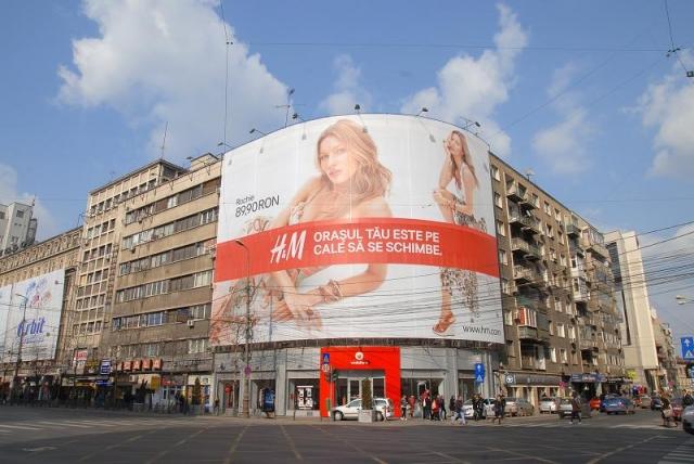 Cum se promoveaza H&M inainte de lansare [FOTO] - Foto 13 din 14