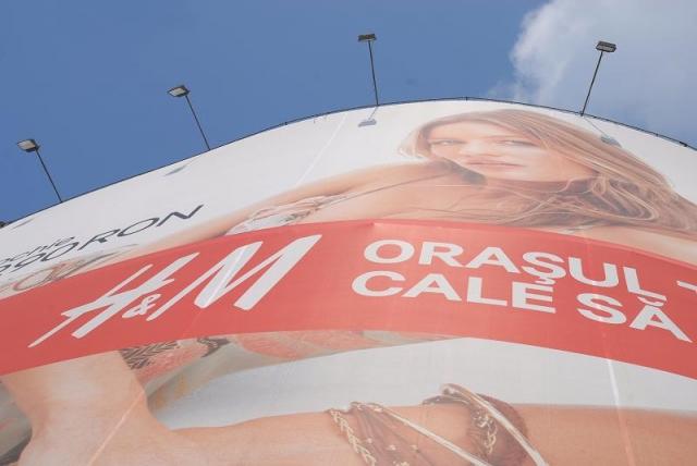 Cum se promoveaza H&M inainte de lansare [FOTO] - Foto 14 din 14
