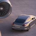 Porsche Panamera Turbo S - Foto 3 din 6