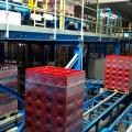 Depozitul complet automatizat High-Bay al Coca-Cola Ploiesti - Foto 14 din 31