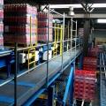 Depozitul complet automatizat High-Bay al Coca-Cola Ploiesti - Foto 18 din 31