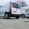 Masini electrice Renault Fluence ZE si Kangoo ZE - Foto 12 din 29