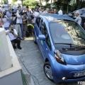 Prima statie de incarcare masini electrice din Romania - Foto 2 din 6