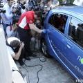 Prima statie de incarcare masini electrice din Romania - Foto 3 din 6