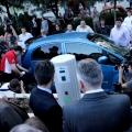 Prima statie de incarcare masini electrice din Romania - Foto 6 din 6