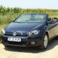 VW Golf 6 Cabrio - Foto 3 din 23