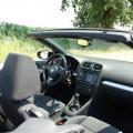 VW Golf 6 Cabrio - Foto 20 din 23