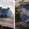 GALERIE FOTO: Cele mai interesante stadioane care nu s-au construit inca. - Foto 2 din 10