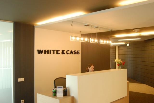 Cum arata sediul avocatilor White & Case din Piata Victoriei - Foto 1 din 25