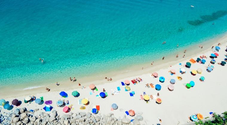 Plaja Tropea