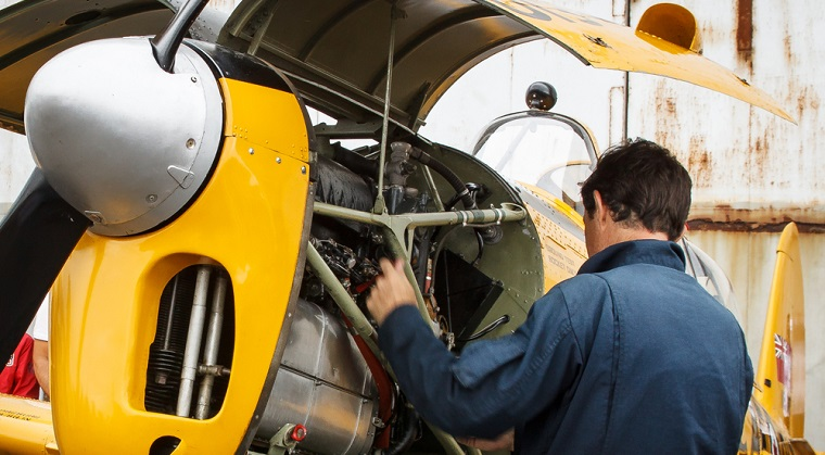 Mecanic de aeronave